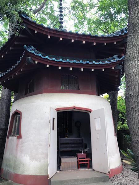品川寺伽藍