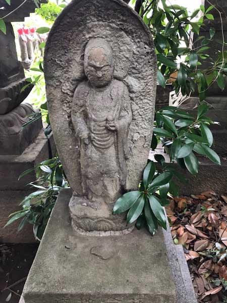板橋区、西光寺、お地蔵さん