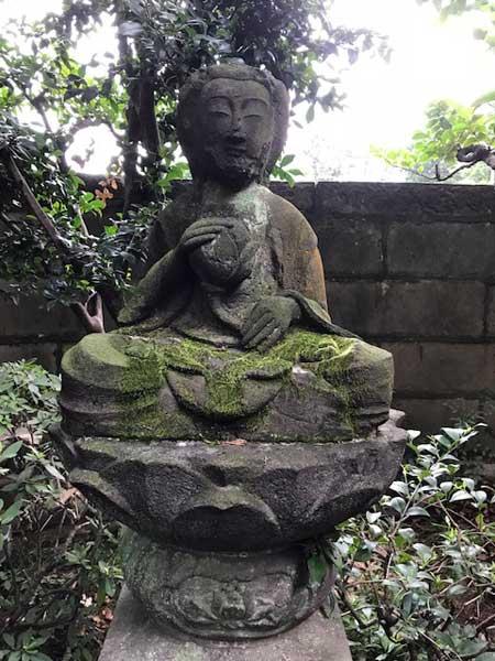 板橋区西光寺の地蔵菩薩
