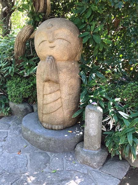 鎌倉長谷寺和み地蔵