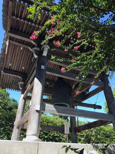 鎌倉長谷寺の梵鐘