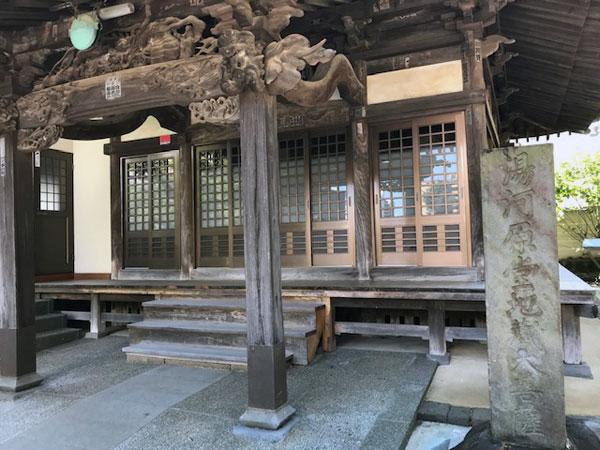 温泉寺の地蔵堂
