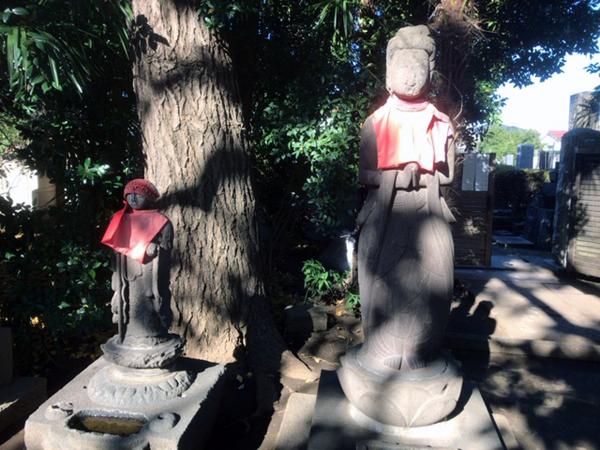 三軒茶屋 最勝寺 地蔵菩薩
