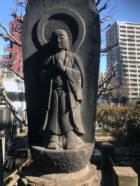 松秀寺のお地蔵さん