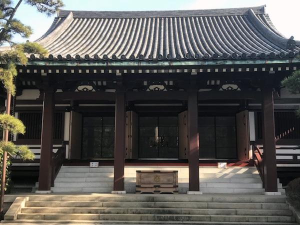 心行寺 本殿