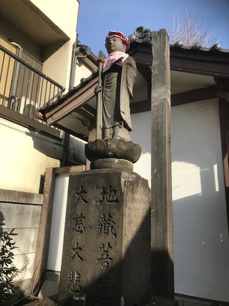 深川 永代寺 お地蔵さん