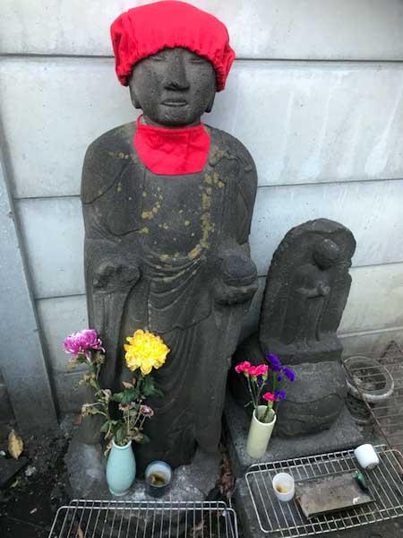 浄閑寺の地蔵菩薩