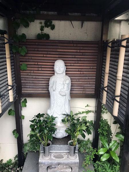 子育て地蔵尊 長安寺