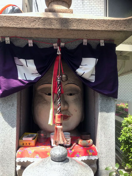 神戸 くび地蔵