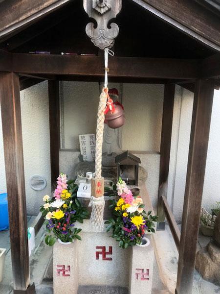 神戸市内の地蔵祠