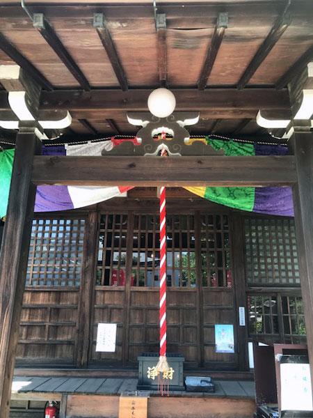 西雲寺 地蔵堂