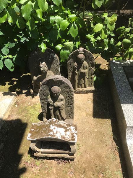 西雲寺のお地蔵さん