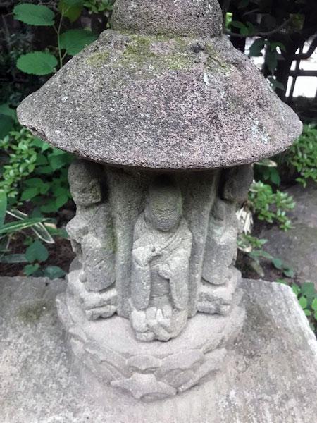 深大寺のお地蔵さん