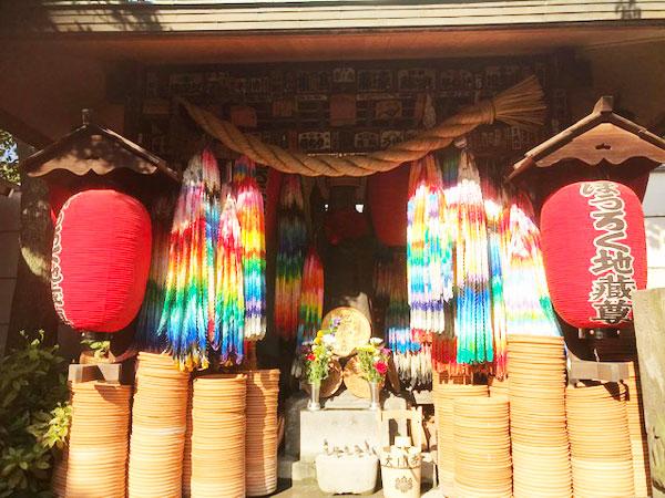 大円寺 ほうろく地蔵尊