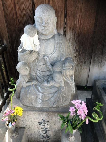海徳寺 水子地蔵