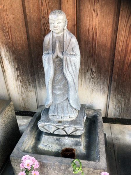 海徳寺 地蔵菩薩