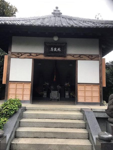 高円寺 長龍寺 地蔵堂