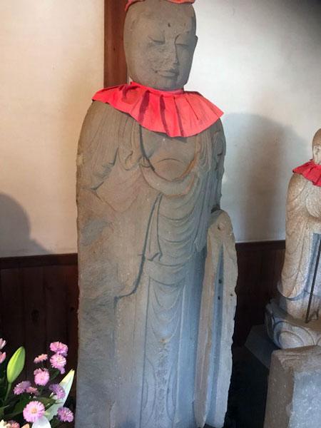 高円寺 長龍寺 豆腐地蔵