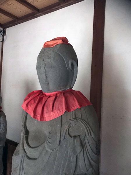 高円寺の豆腐地蔵さん