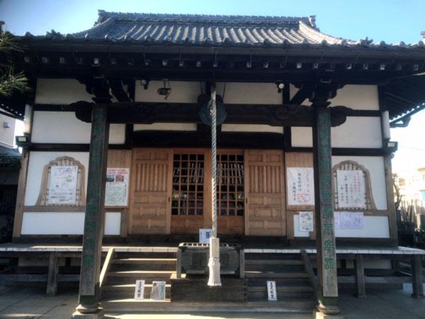 柴又 良観寺 本堂