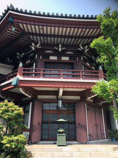 地蔵寺 八角堂