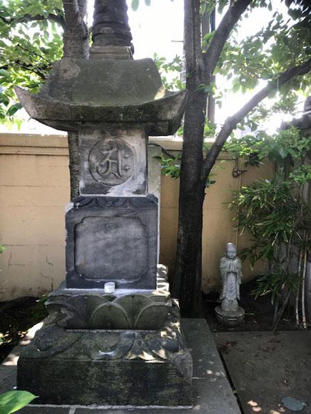 地蔵寺 宝篋印塔