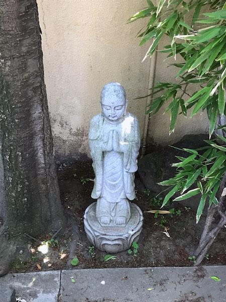 地蔵寺のお地蔵さん