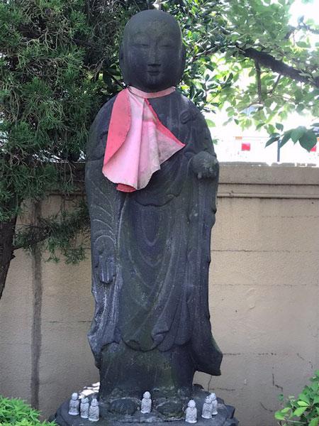 地蔵寺の地蔵さま