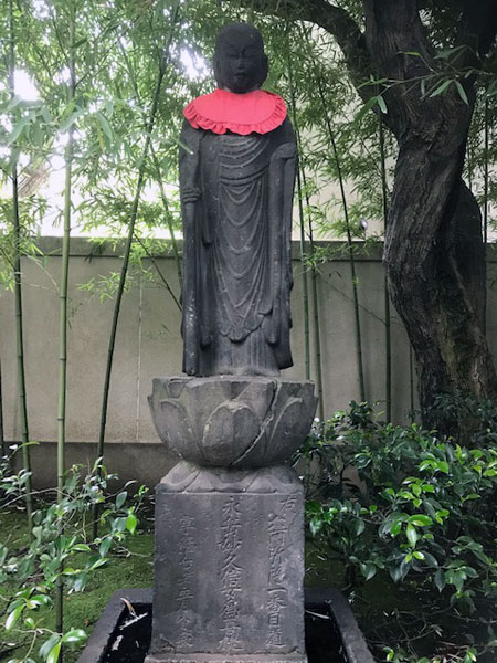 無量寺のお地蔵さん