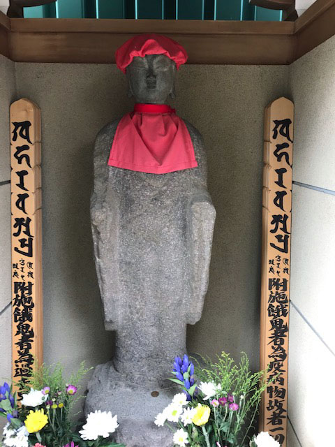 真光寺のお地蔵さん