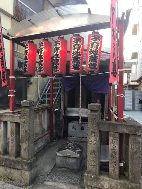 上板橋の地蔵堂
