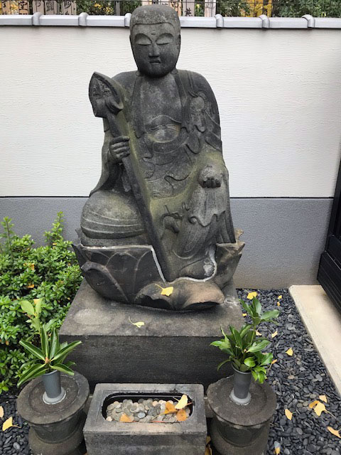 大林寺のお地蔵さん