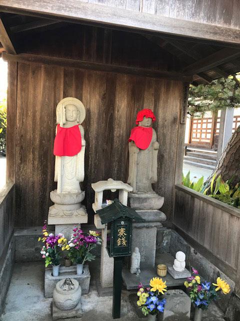 長延寺のお地蔵さん