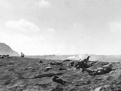 硫黄島決戦 - かつて日本は美し...