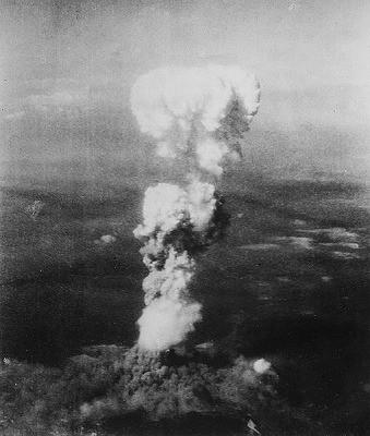 8月6日、広島の朝 - かつて日本...