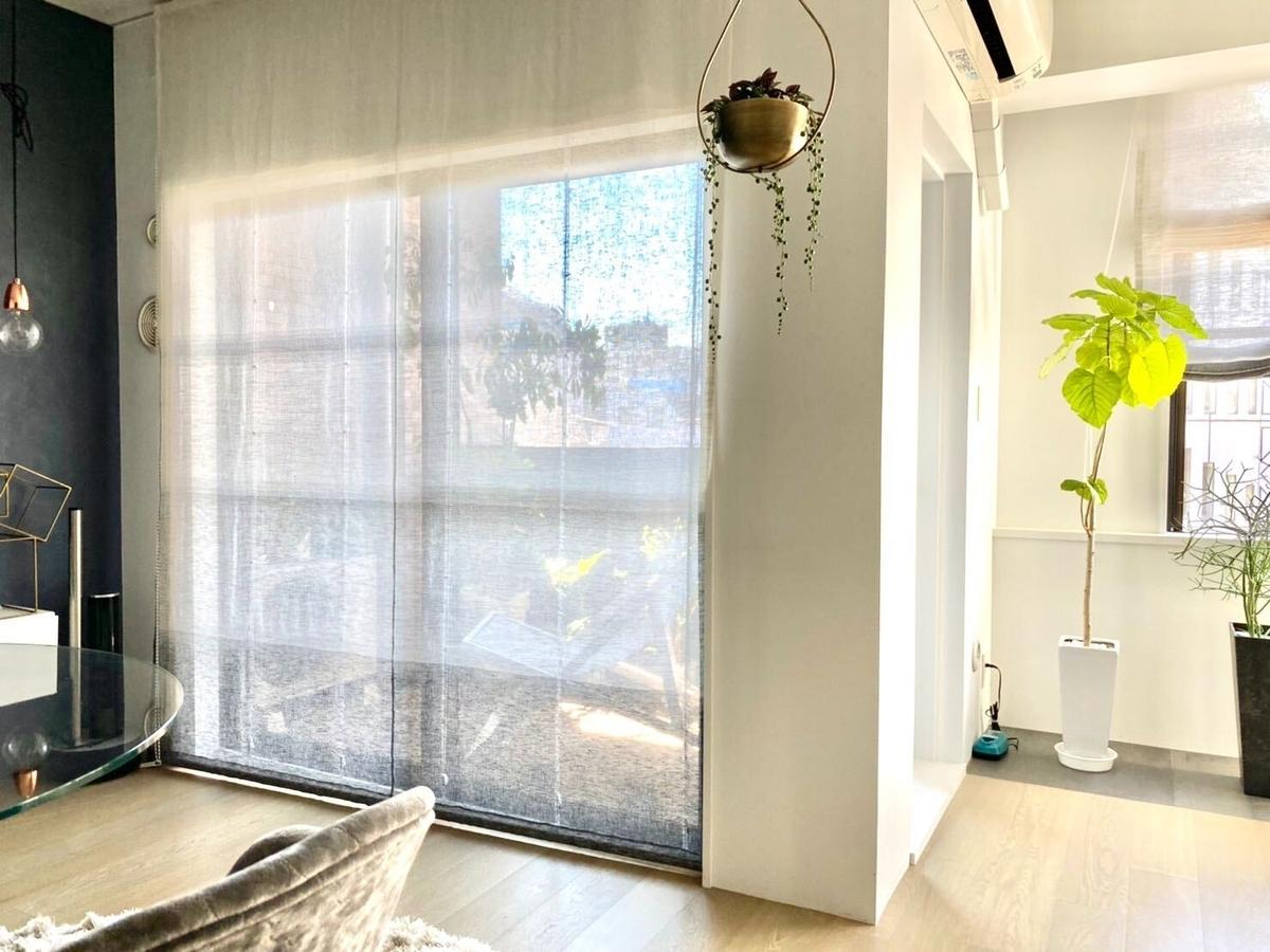 部屋を広く見せる窓