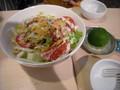 野菜たっぷりサラダ@バーボンタコス