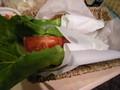 野菜がもりもり@バーボンタコス