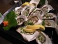 山盛り牡蠣