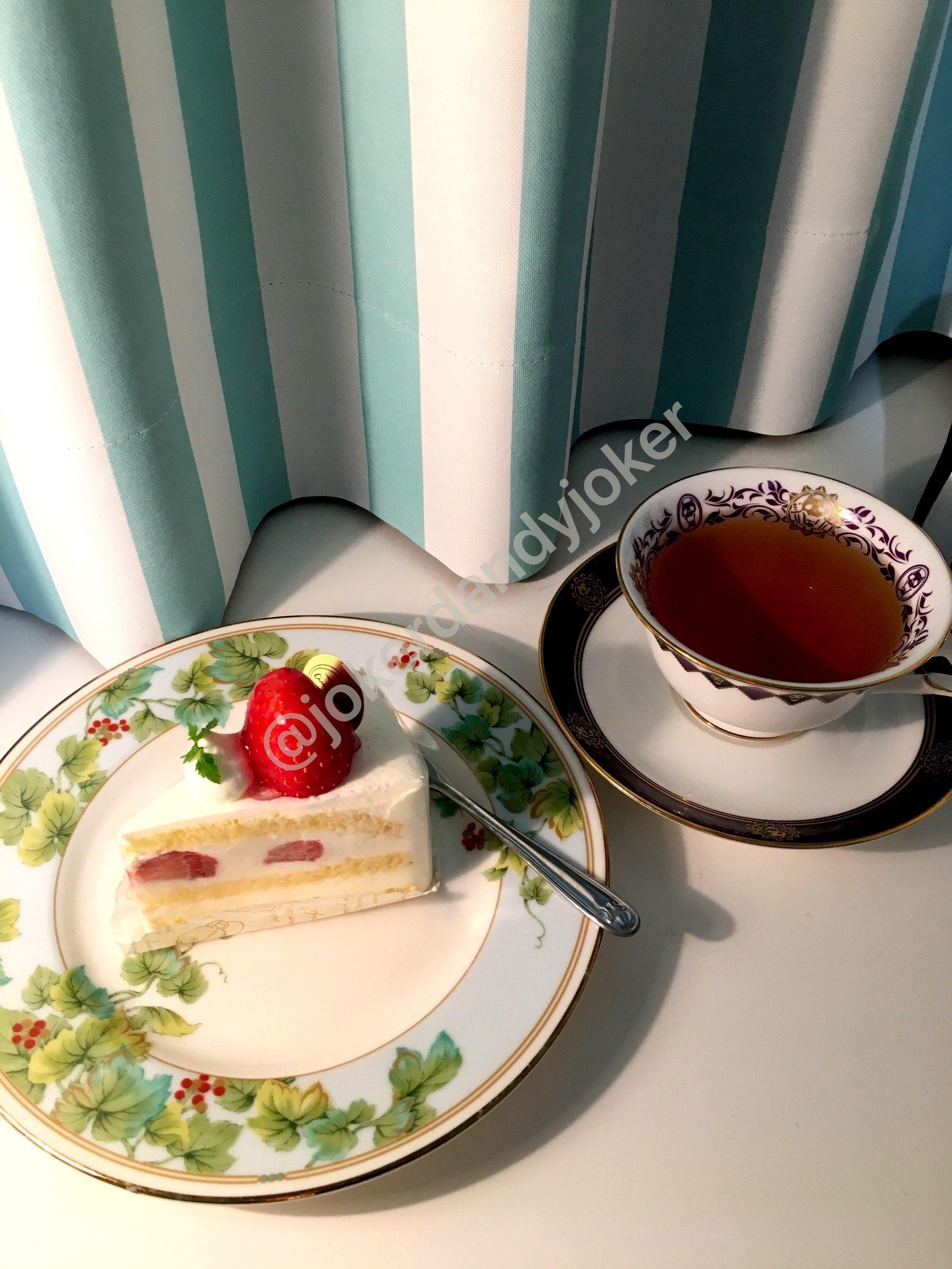 お祝いのケーキ2