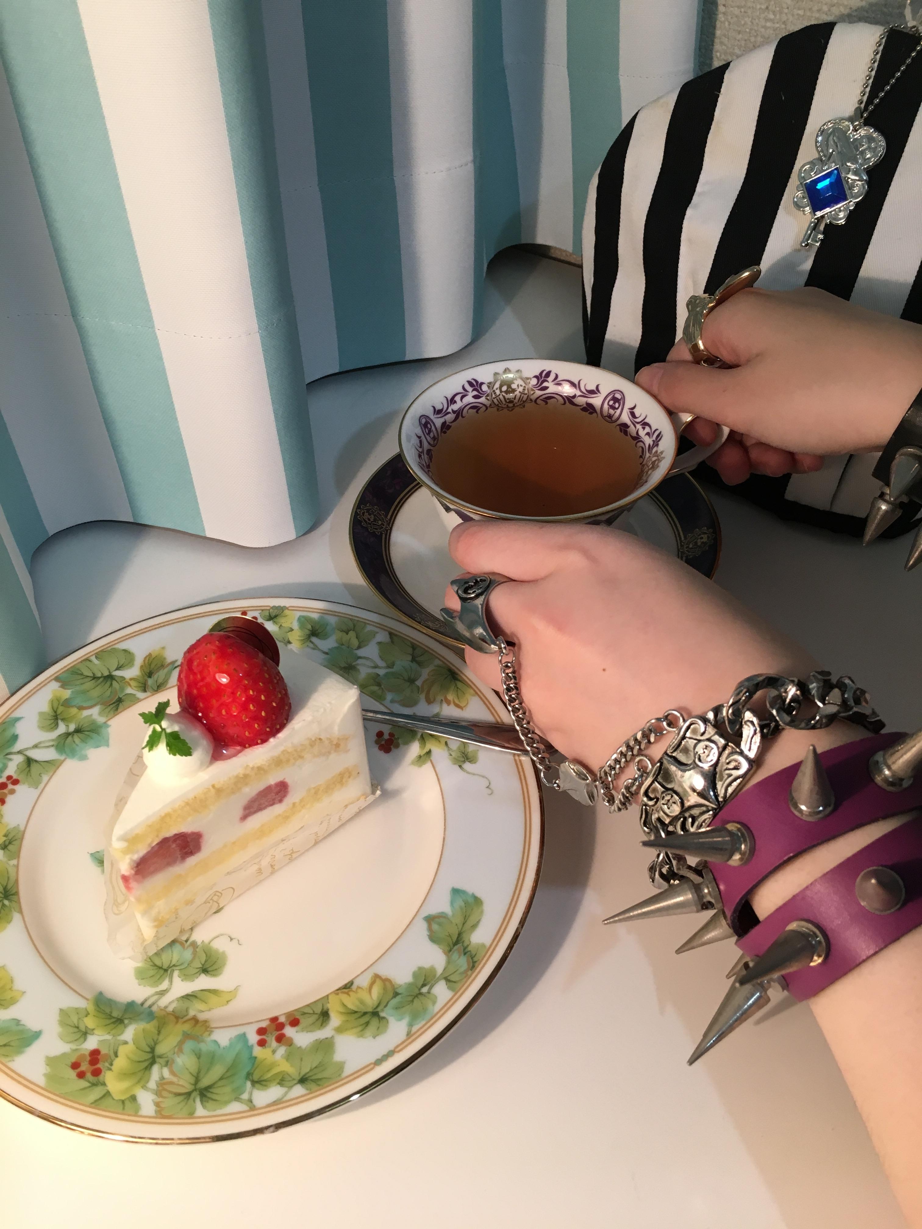 お祝いのケーキ1