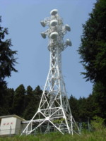 NHK粟ヶ岳固定局 - トラスの日記