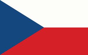 チェコ共和国の国旗