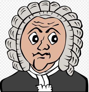 法廷用かつら