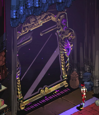 hadesのザグレウスの鏡の画像