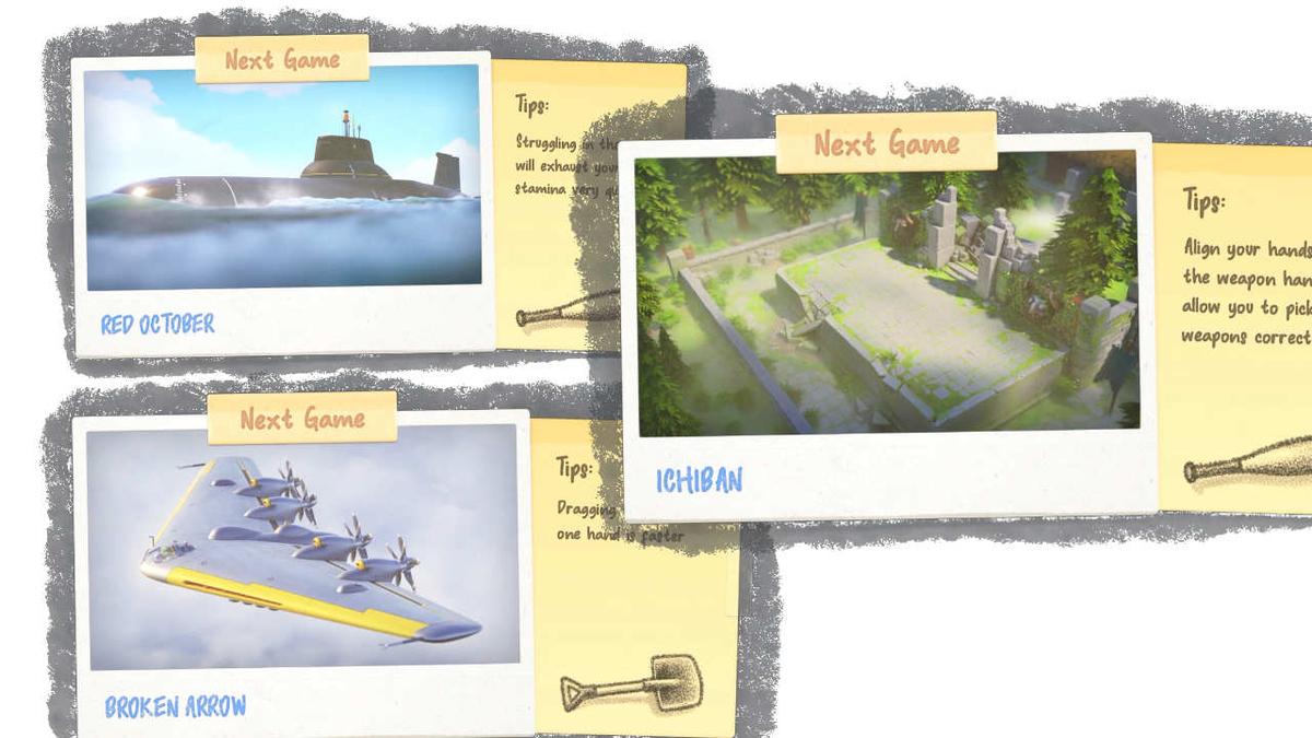Partyanimalsの体験版でプレイできた3ステージの画像
