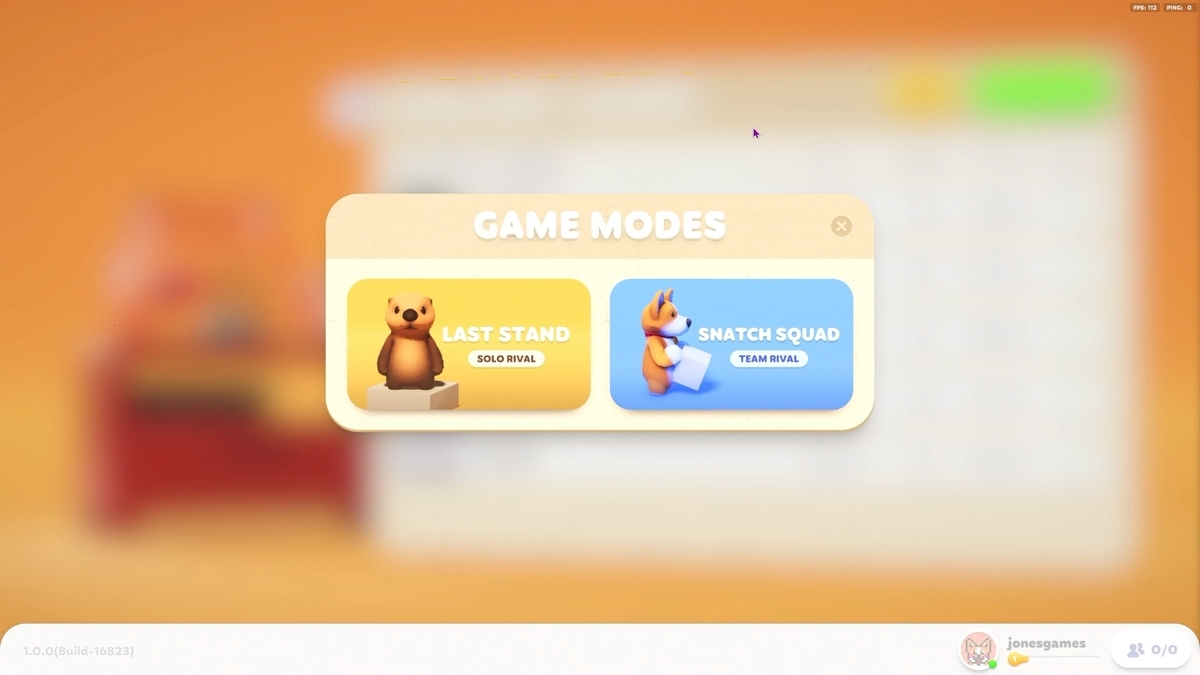 partyanimalsのゲームモード画像