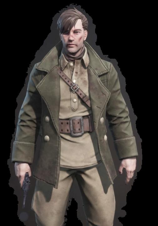 partisans1941の主人公ゾーリンの画像
