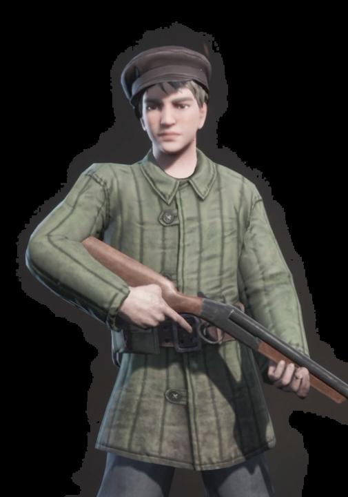 partisans1941パルチザンズ1941の登場人物のサネクの画像