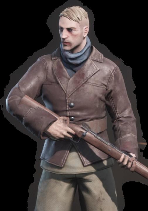 partisans1941パルチサンズ1941の登場人物のフェティソフの画像